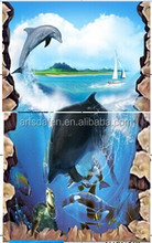 3D Magic animal oil painting