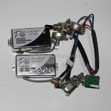 ProBucker-N-and-B-Pickups-with-Pro-Wiring-Harness-Pots-w-3-Way-Switches