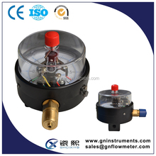 Pressure gauges with electrical contact, Electrical Contact Pressure Gauge Manufacturer, Electrical Contact Gauge