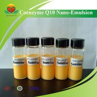 Most Popular Coenzyme Q10 Nano-emulsion