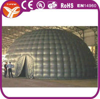 2015 inflatable igloo dome tent