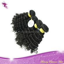 PrincessBeauty Hair high grade 6a 100% virgin New Arrive 100% deep wave virgin remy peruvian hair weave