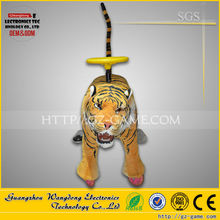Tiger battery operated animal ride zippy animal rides/tiger ride with battery