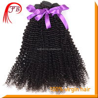 wholesale unprocessed virgin human remy peruvian kinky curly hair