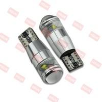 Hot sale High Power LED Reflector / Canbus Led Car Light/High Quality T10 15W Car Led Auto Bulb