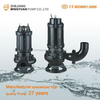 Qw Explosion-proof Submersible Sewage Pump For Wastewater Treatment