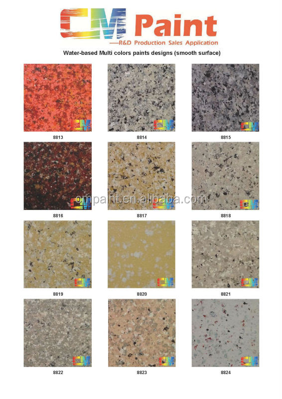 Spray Paint Factory Hight Quality Marble Effect Textured Stone