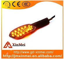 Motorbike LED turn signals with hight light LED, Motorcycle turn light, motorcycle turn signal light