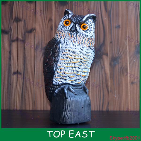 Genial Garden Defense Owl01 ...