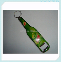 Hot selling key chain bottle openers for bar