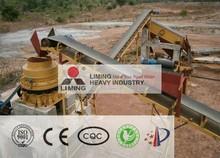 chinese portable stone crusher machine/Calcium carbonate complete quarry plant price