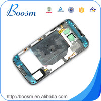 Brand new cell phone s6 middle housing for samsung s6 middle housing , for galaxy s6 middle housing