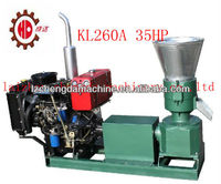 Hot sell 35hp diesel engine pellet maker with CE