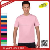 china t-shirt factory wholesale custom printed tshirts no minimum
