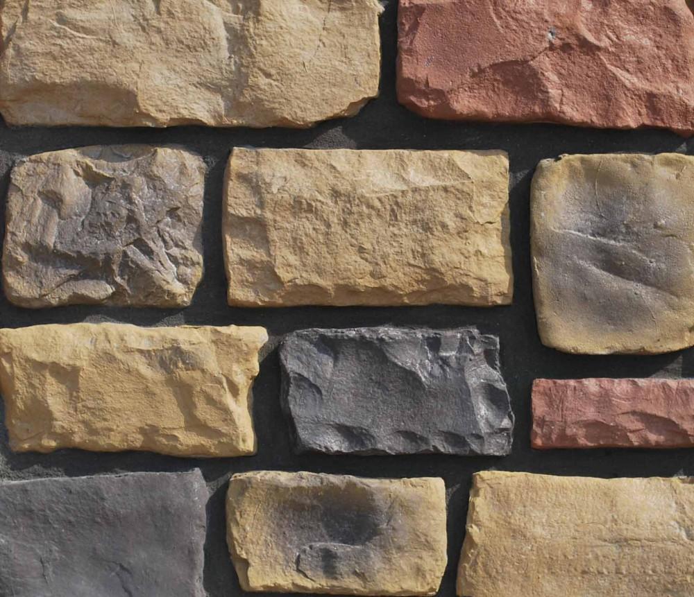 pas cher imitation pierre d coratif mur de briques en. Black Bedroom Furniture Sets. Home Design Ideas