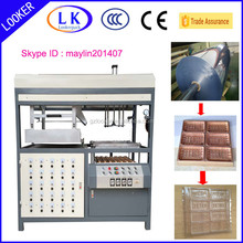 Vacuum Forming machine for Plastic Objects