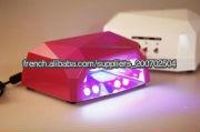 36W CCFL à LED / CCFL lampe UV d'ongle de LED de la lampe / CCFL lampe UV d'ongle de LED