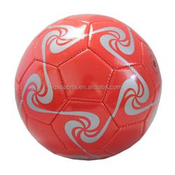 2015 mini promotional kids pu soft football