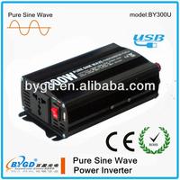 300W 24v 220v off grid solar PV inverter,pure sine wave car power inverter
