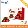 fresh cherry packaging cardboard box fruit carton cherry carton box