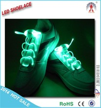 2015 New Promotional Products Party Items led Glowing Shoelaces
