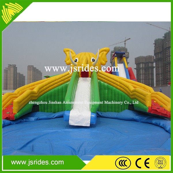 Inflatable Water Slide Port Macquarie: New Inflatable Floating Water Park,Giant Water Park Slides
