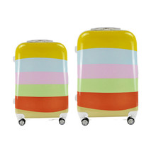 Promotional TPR handle comfortable to take travel luggage