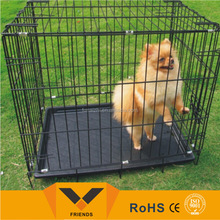 Folding dog house, well ventilated stainless steel dog house,dog house easy to clean