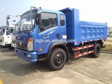 Hot!sino Cdw 4x2 dump truck for sale in dubai