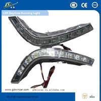 High quality car led light Special Daytime Running Light For Hyundai Sonata (10-12)truck auction light