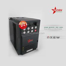 high performance 220v 4kw frequency inverter/ac converter for motor