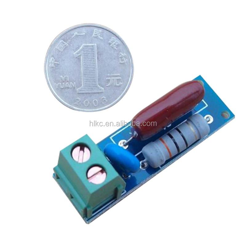Magnet induktive last rc-glied/snubber schaltung relais kontaktieren ...