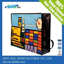 China promotional fashion custom Lamination custom made Bag