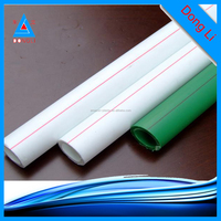 ISO 9001 Quality Plastic PPR PIPE and FITTING for waters