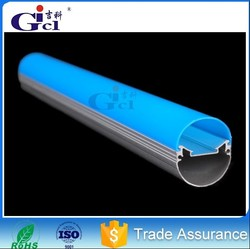 GICL T8-10A/ T8 led daylight housing/competitive price housing/aluminum profile daylight tube housing