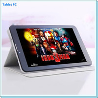 7 inch tablet pc 1024*600 Moonar Core 3G Phone Tablet PC MTK8312 Android 4.2 512M+4GB 2.0MP/8.0MP Camera Bluetooth