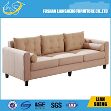 Popular antique design office furniture sofa set-#S011-M3-4