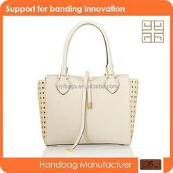 Hot selling new design elegant lady PU bag