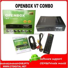 dvb t2 s2 combo biss pvr openbox v7 combo dvb-s2 dvb-t2 satellite receiver dvb s2 fta receiver mpeg4 openbox v8 combo
