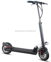 myway 18ah lithium battery 10 inch aluminum folding mini 2 wheel electric scooter for adults