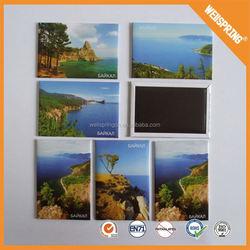 15-00094 cheap souvenir blank acrylic fridge magnet photo frame2015 custom acrylic fridge magnetwedding gift fridge magnet