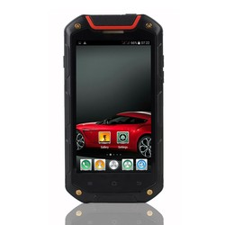 IP67 waterproof smartphone 4.5inch gorilla screen mtk6582 quad core 3G gps wifi mobile phone