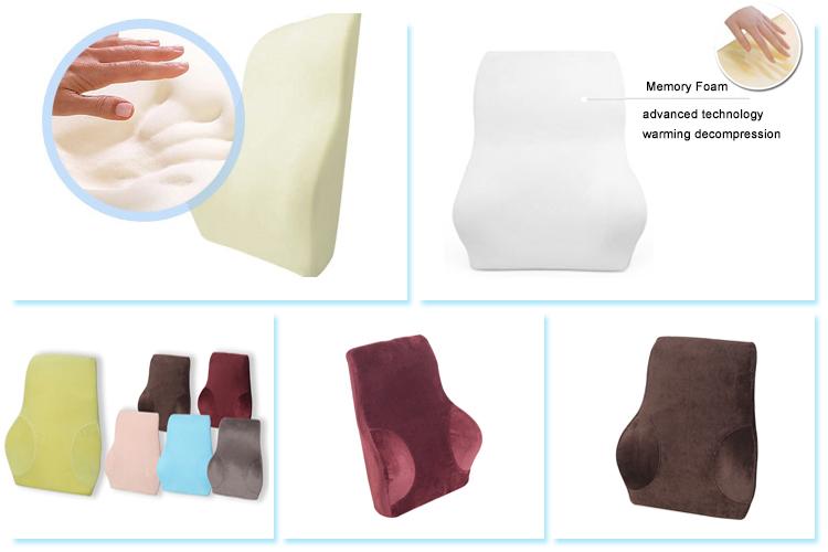 Comfortable Auto Car Waist Seat Chair Massage Cushion