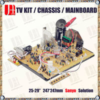 25-29 universal sanyo color tv motherboard