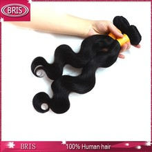 can be dyed wholesale hair extensions double drawn weft