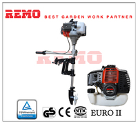 RM-OM430 boat engine mini 2-stroke outboard motor