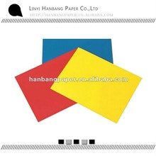 A4 size color photo copy paper suitable for Stationery Copy paper printing paper