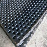 iron perforated metal sheet round hole / high quality perforated metal sheet / perfotated metal panels