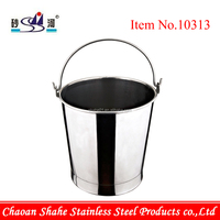 Stainless Steel Cone Shape Barrel
