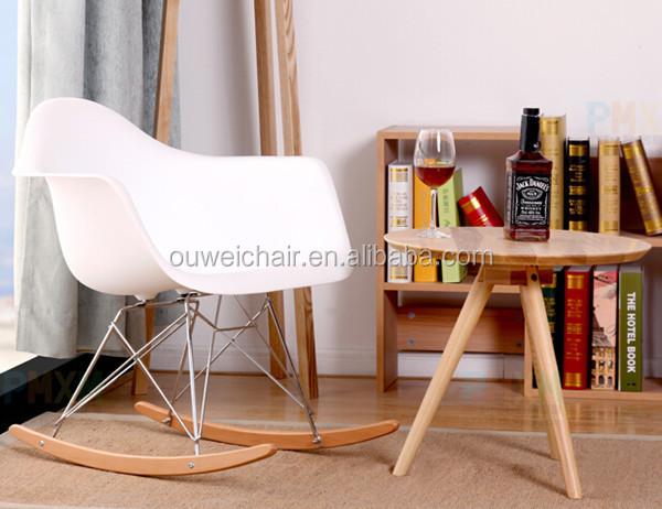 replic confortable rocker chaise chaises de salle manger id de produit 60300710296 french. Black Bedroom Furniture Sets. Home Design Ideas